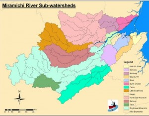 subwatersheds