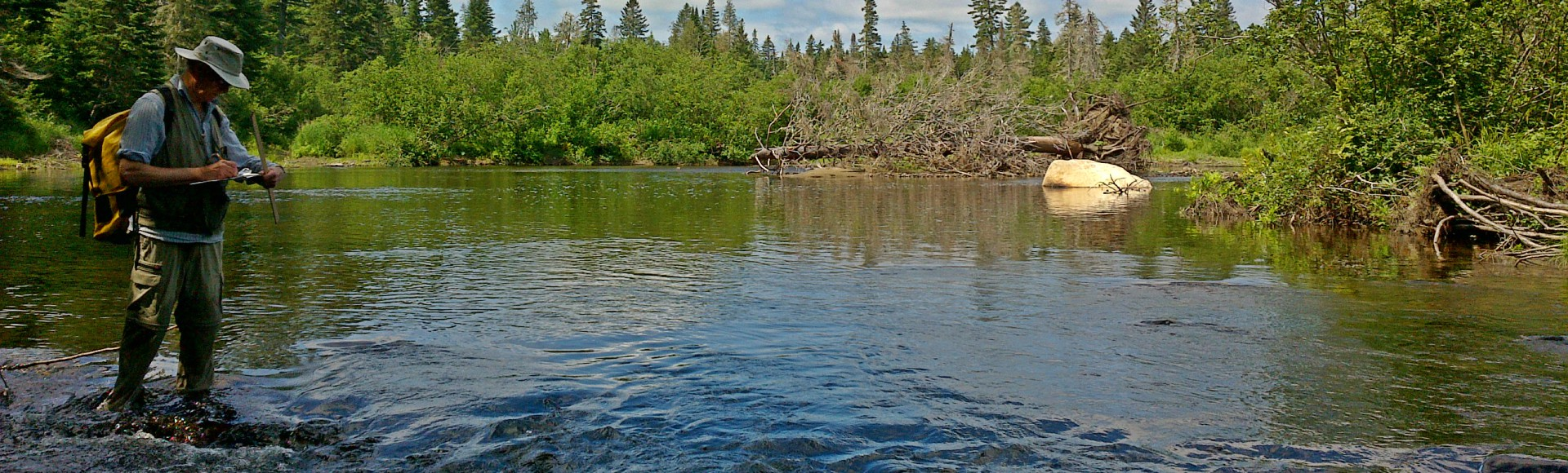 Atlantic Salmon Habitat Assessment