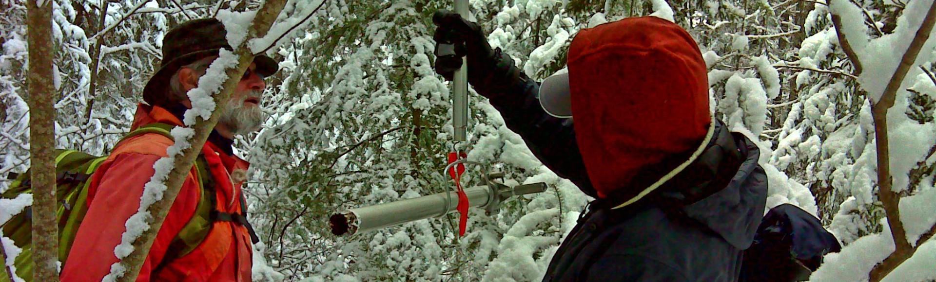Snow Course Monitoring